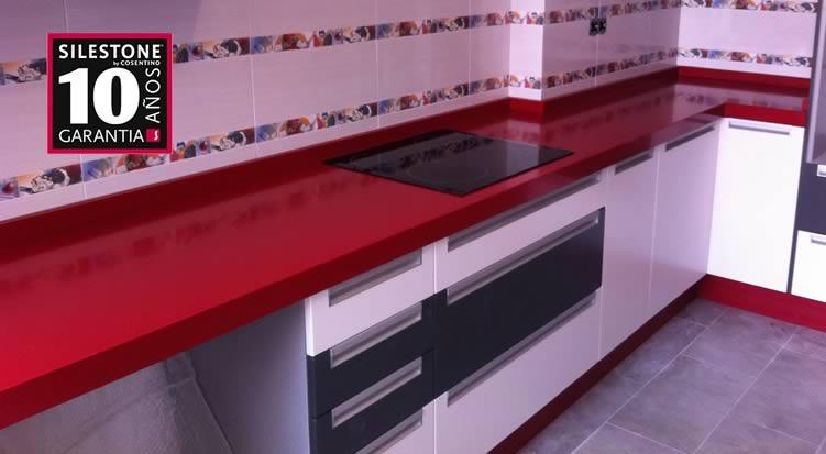 Encimeras de cocina silestone alicante - Precio silestone blanco ...