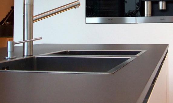 Ideas encimeras de cocina granito y silestone - Cocinas silestone precios ...